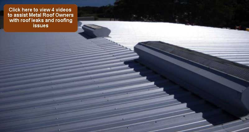 4 Training Courses for Metal Roofing